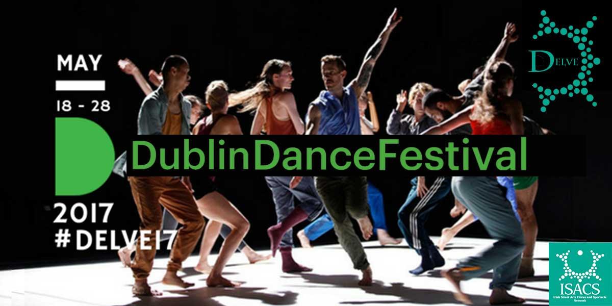 DELVE17 DUBLIN DANCE FESTIVAL