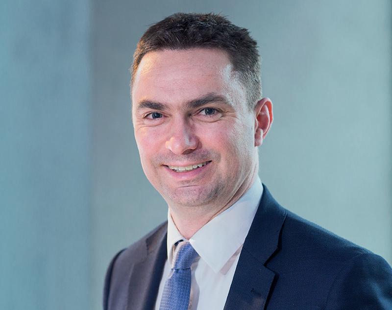 Executive Director Criminal Law Dan Nicholson