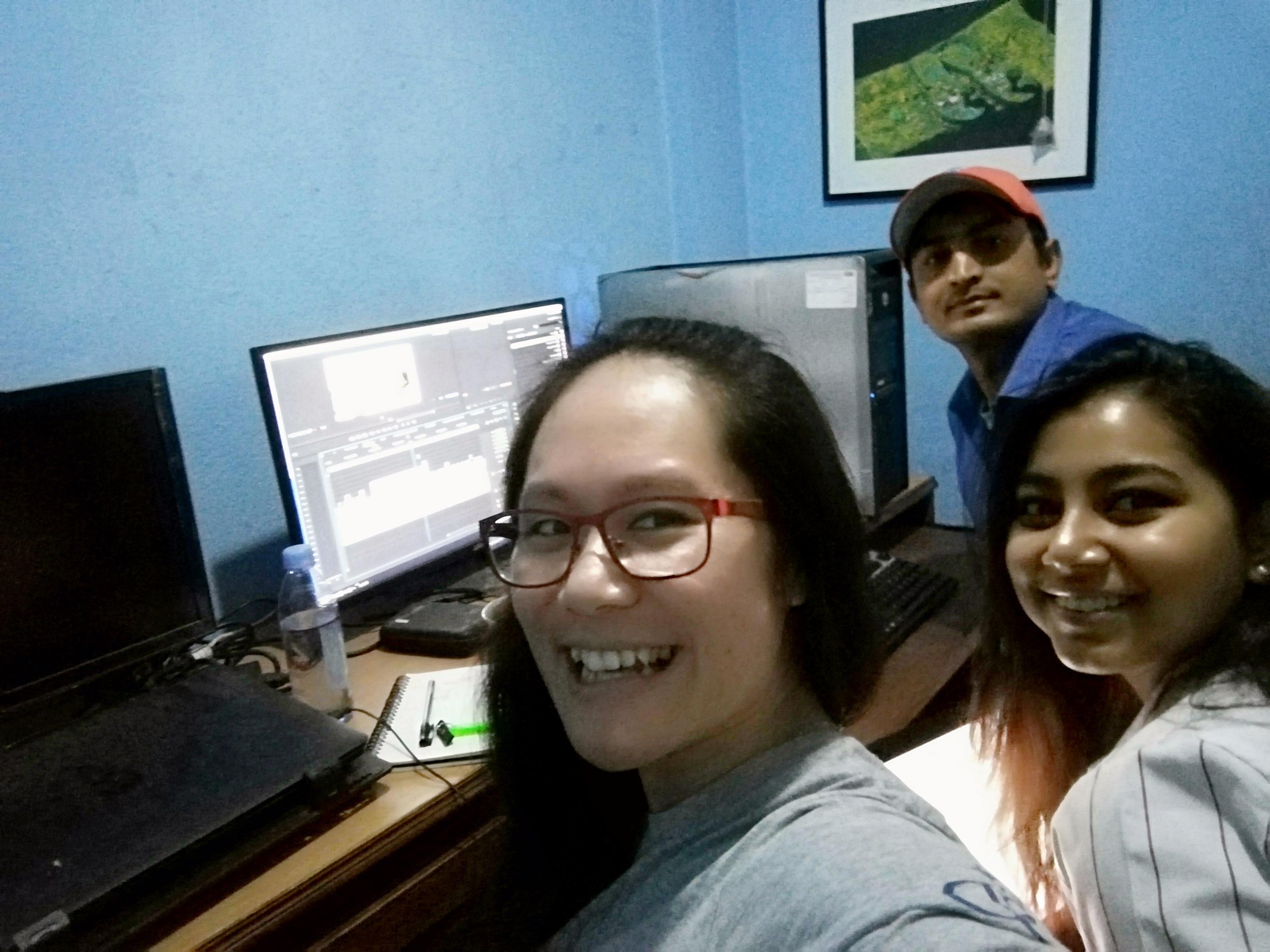 Conducting Editing of Videos