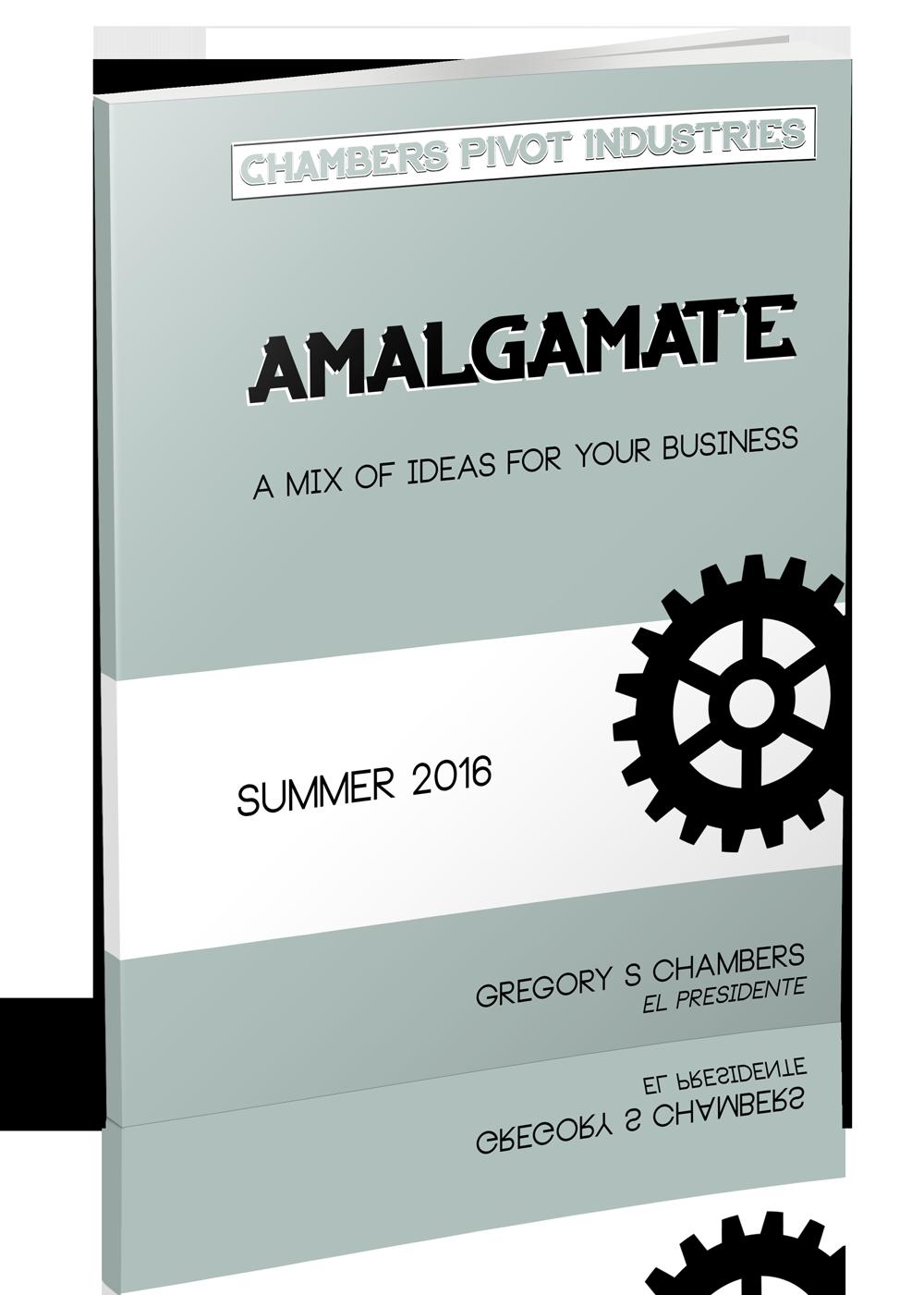 Image of Amalgamate