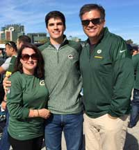 Packers Game Picture