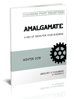 Amalgamate Winter 2016