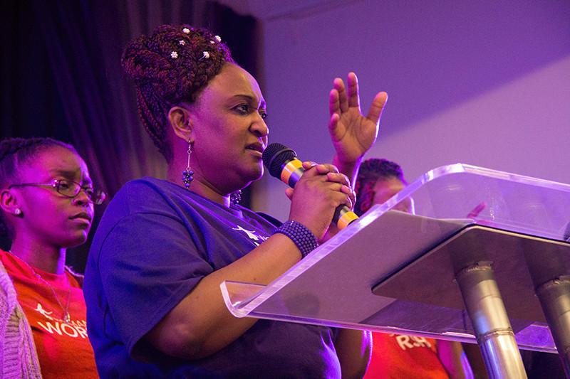 Pastor Fatima Sibanda