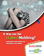Cover image of klicksafe cybermobbing resource