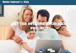 Better Internet for Kids project review