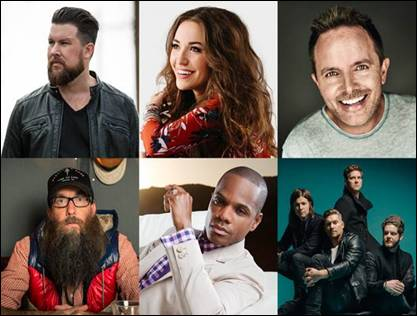 48th Annual GMA Dove Awards Nominees Announced Today