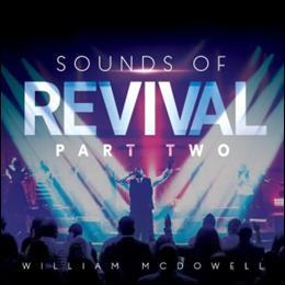 William McDowell Scores 4th Consecutive Number 1 Album