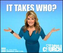 Natalie Grant Hosting New Series 'It Takes A Church':