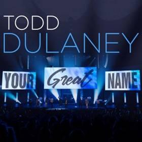 Grammy & Dove Award Nominee, Todd Dulaney, New Single Debuts at #1 on Gospel Radio
