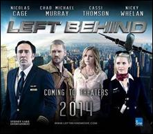 "The Official ""Left Behind"" Movie Poster"