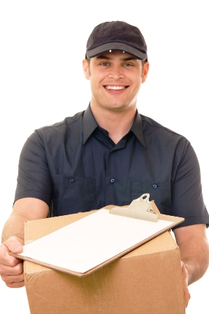 Messenger with delivery