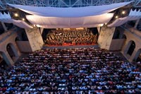 Orchestra on tour