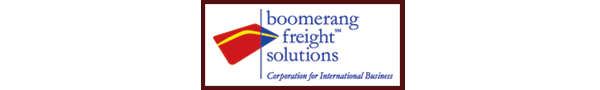 boomerang freight solutions logo
