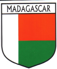 Crest of Madagascar