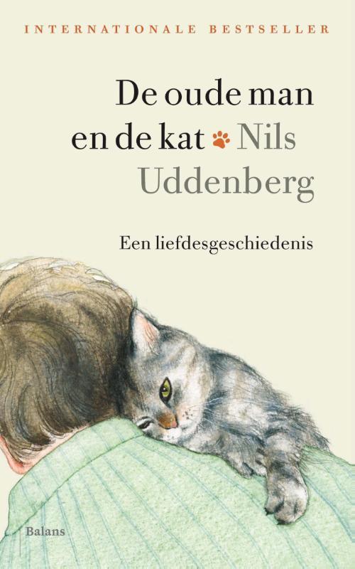 Boek: de oude man en de kat