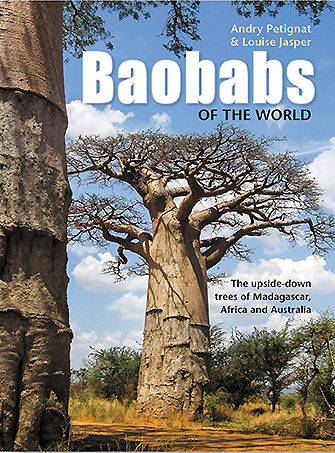 Baobabs of the world book cover