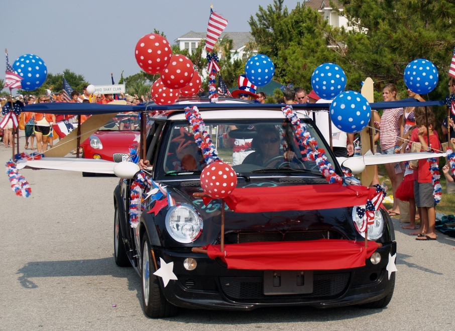 Duck's 4th of July Parade