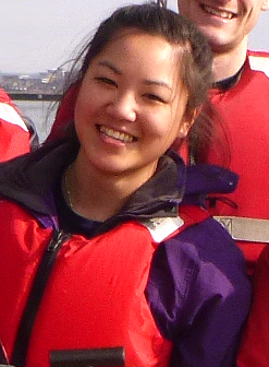Paddler of the month: Jessica Lee