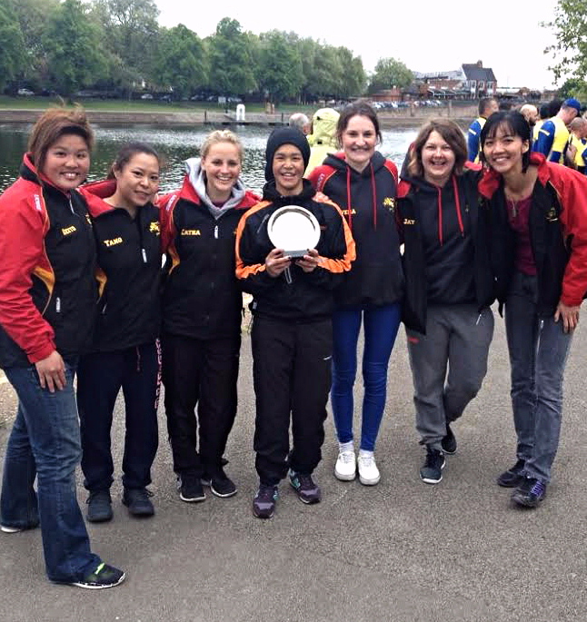 Ladies league – first place