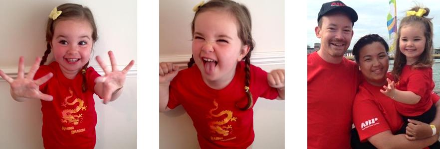 Livvy's Rage shirt