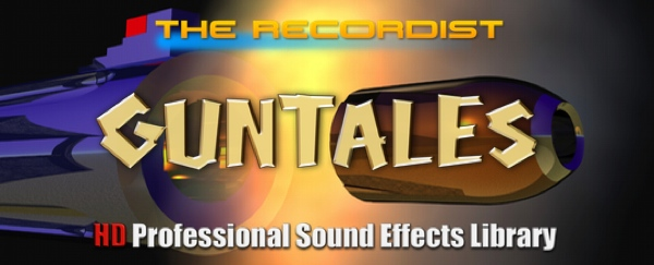 GunTales HD Sound Effects Library