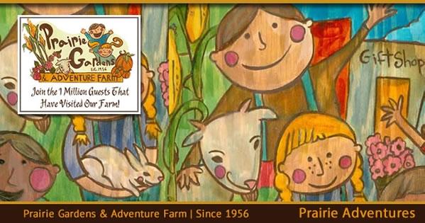 Prairie Gardens Enewsletter