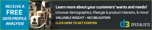 FREE Data Profile Analysis
