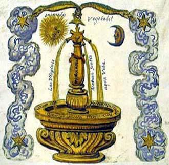 Den alkemiska fontänen
