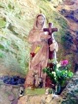 Maria Magdalena i Gorges de Galamus