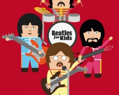 Cartell Beatles for Kids