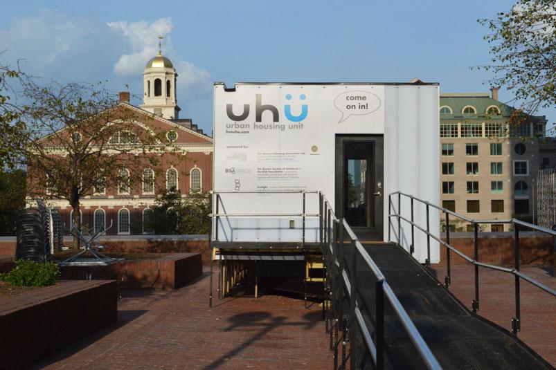 Urban Housing Unit prototype