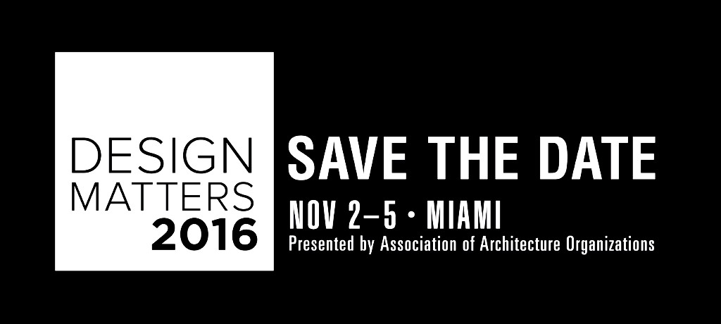 2016 Design Matters Conference