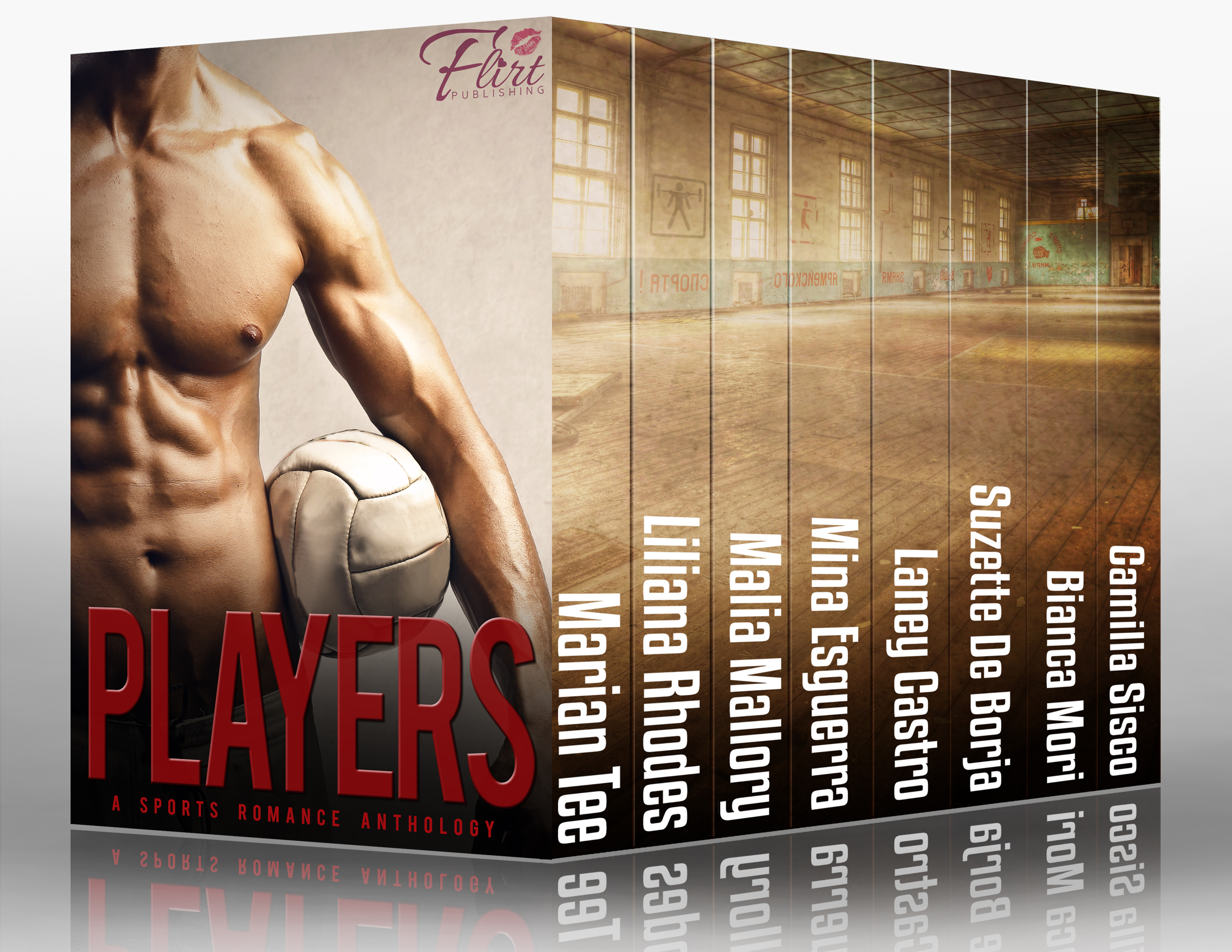 Players A Sports Romance Anthology