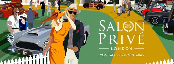 Salon Prive 2013