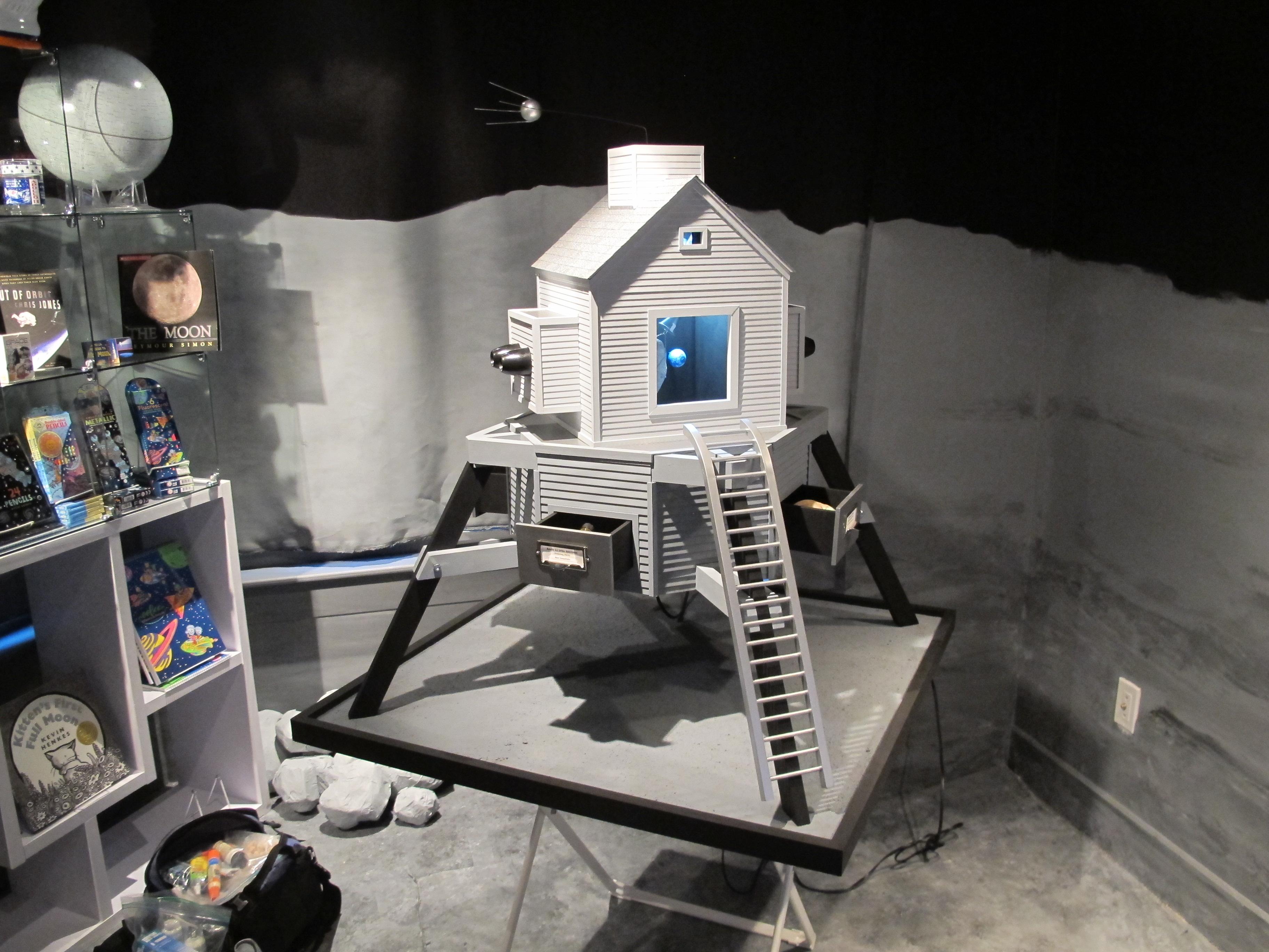 The Moon Room!