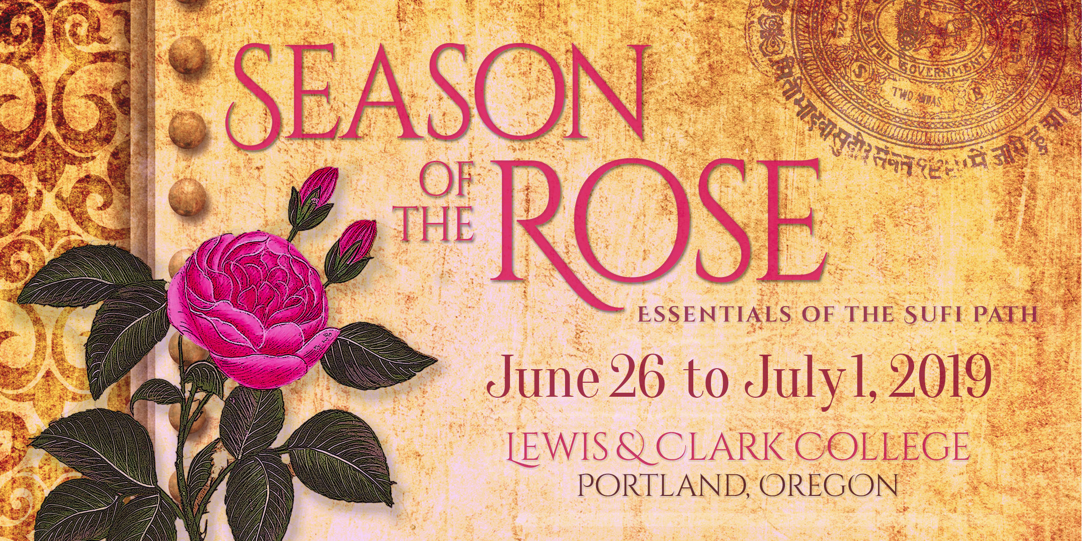 Season of the Rose: Essentials of the Sufi Path