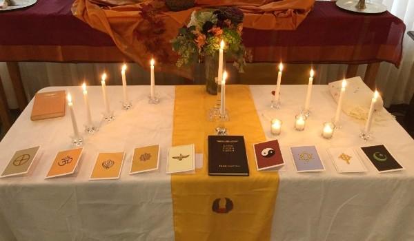 Ordination Ceremony Image
