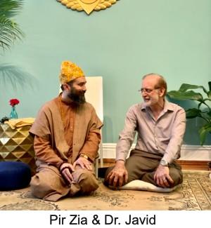 Pir Zia & Dr. Javid