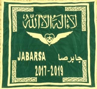 Suluk Eurpoe Jabarsa Banner