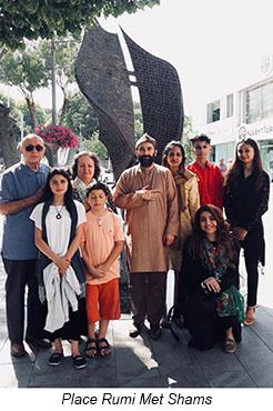Place Rumi Met Shams