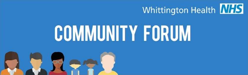 Whittington Health Community Forum logo