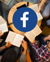 Like Book Discussion Scheme on Facebook