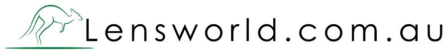 Lensworld.com.au Logo