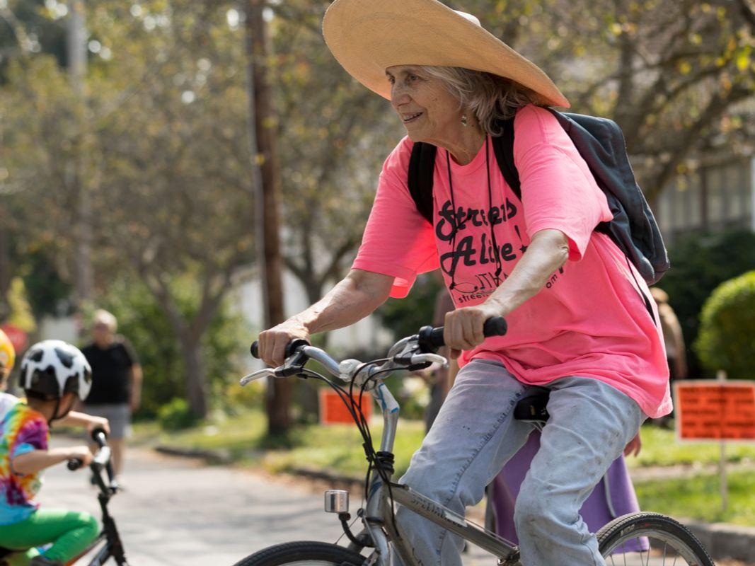 SA! Volunteer Bicycling
