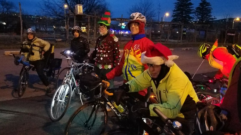 2017 Winter Solstice Ride Picture