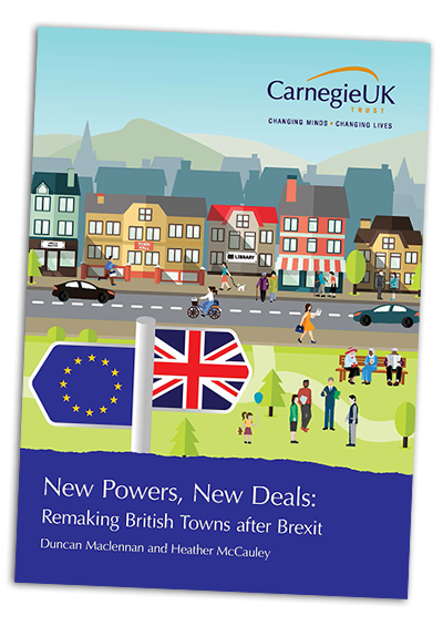 New Powers, New Deals