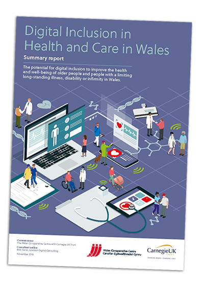Digital Inclusion in Health and Care in Wales