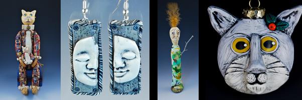 Amy Crawley's Polymer Clay Workshops
