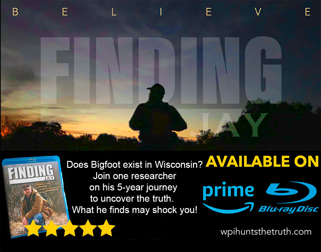 Finding Jay Bigfoot documentary ad