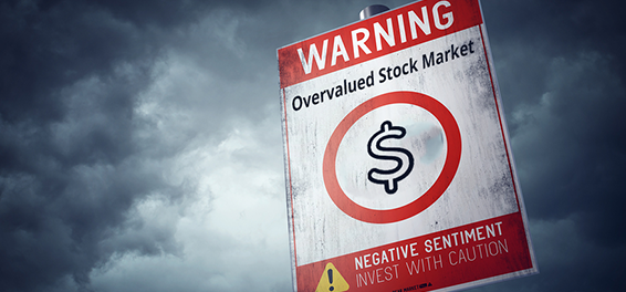 Warning Sign for Stock Market